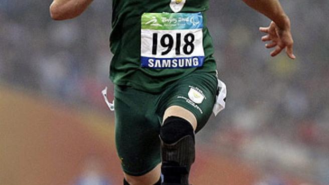 Oscar Pistorius, en una imagen de archivo.