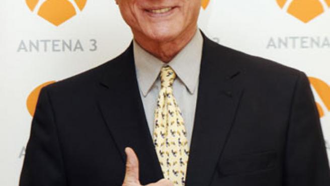 Larry Hagman.