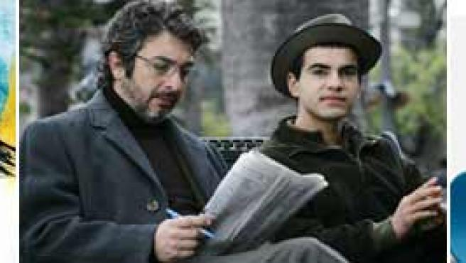 La terna española para los Oscar.