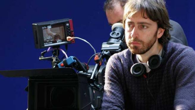 El director Daniel Sánchez Arévalo.