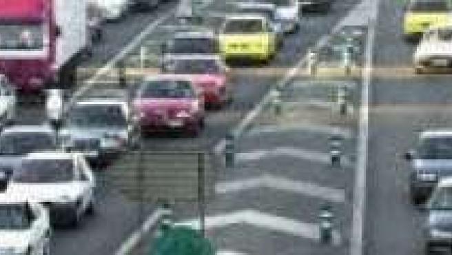 La OTA, el parking, los atascos... en la web