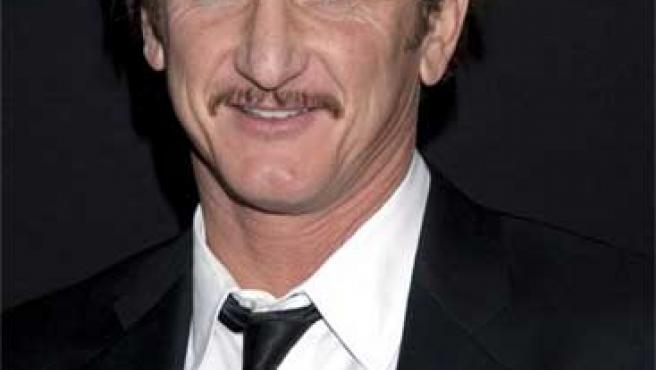 Sean Penn, en una foto tomada el pasado invierno.