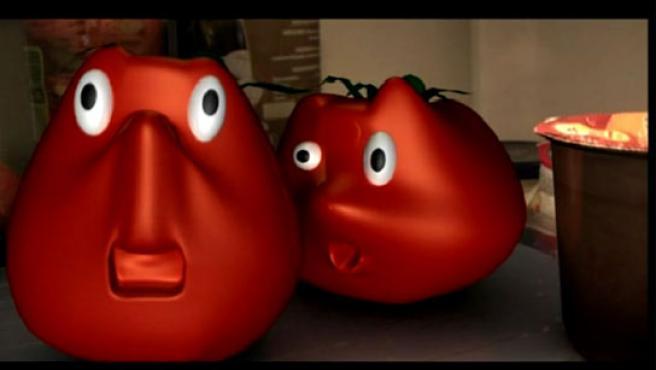 'Dos tomates', de Roberto Minguela