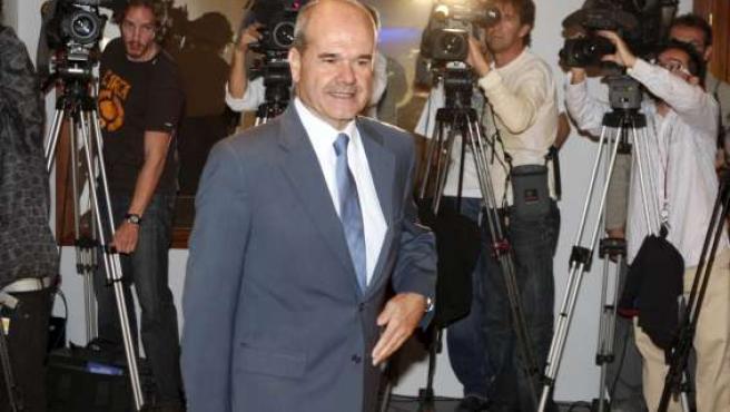 Manuel Chaves, en una foto de archivo.