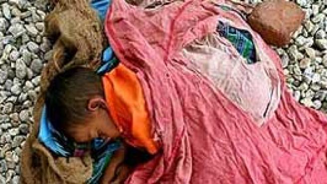 Los países africanos son la principal víctima de la crisis económica.