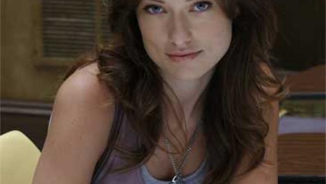 Olivia Wilde, '13' para el doctor House.