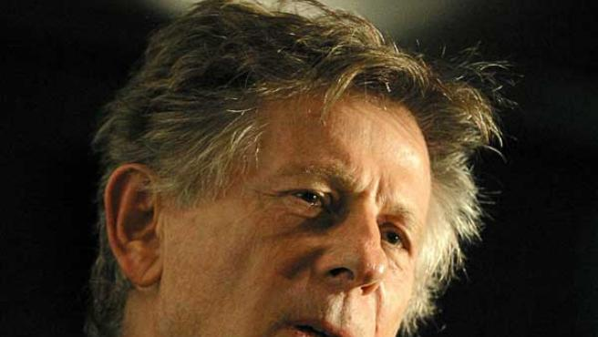 El director Roman Polanski.