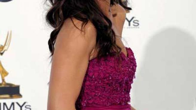 La actriz Brooke Shields posó desnuda para Garry Gross con diez años.