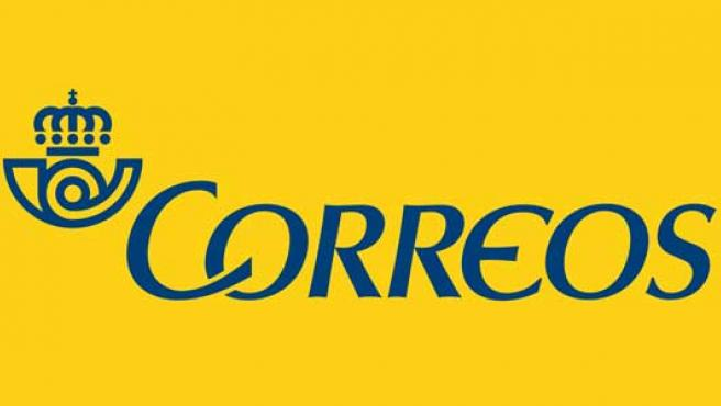 Logo de Correos.