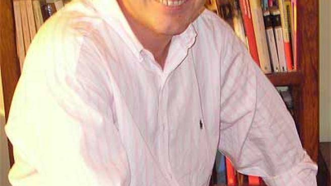 Roberto González de Cuenca, ganador del premio 20Blogs en la categoría de Versión Original.