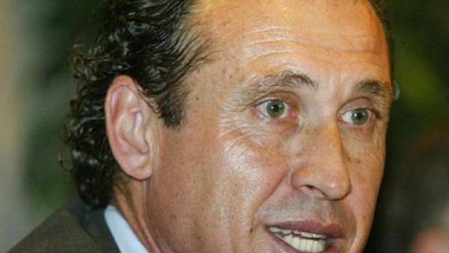 El director ejecutivo del Real Madrid Jorge Valdano.