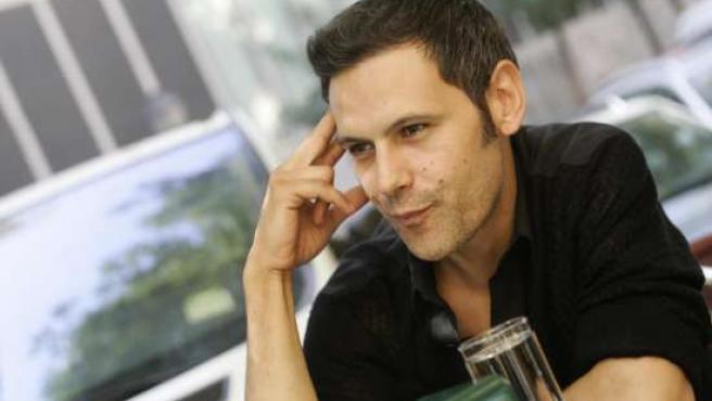 El actor Roberto Enríquez.