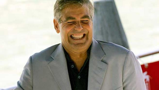 El actor George Clooney, en una imagen de archivo.