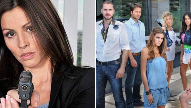 Ana Álvarez se incorpora al elenco de actores de la serie de Telecinco.