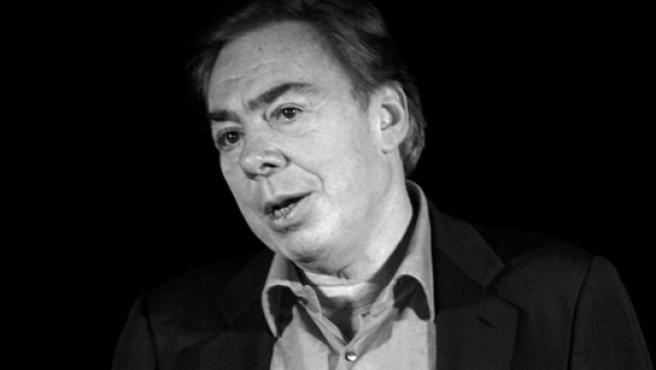 El compositor Andrew Lloyd Webber.