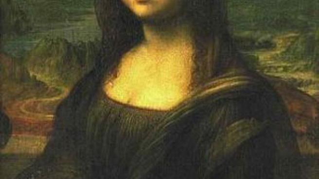 La 'Mona Lisa' de Leonardo da Vinci.