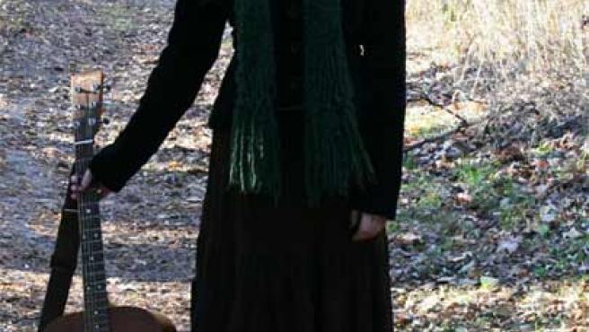 Taylor Mitchell, en una imagen de su página de MySpace.