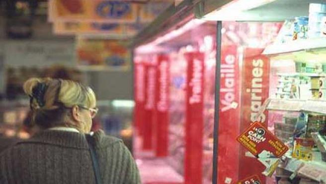 Los precios registraron un descenso del -0,6% en el mes de octubre.
