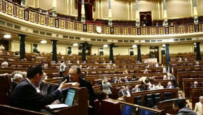 El Congreso en una imagen de archivo.