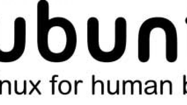 El logo de Ubuntu, el sistema operativo de Canonical.