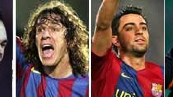 Casillas, Iniesta, Puyol, Xavi, Villa y Torres, candidatos al FIFA World Player.