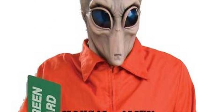 El 'Disfraz de Inmigrante Ilegal Adulto' de Halloween