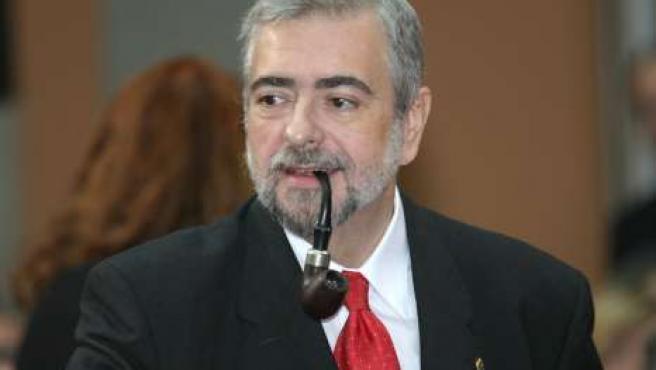 El consejero de Economía y Hacienda de Madrid, Antonio Beteta.