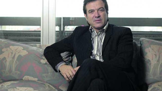 Pepe Navarro, en una foto tomada en 2005.