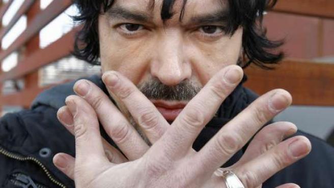Nacho Campillo, vocalista de Tam Tam Go!. (ARCHIVO)