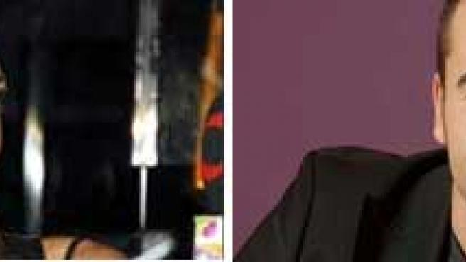 Belén Esteban y Jorge Javier Vázquez despedirán el año en Telecinco.
