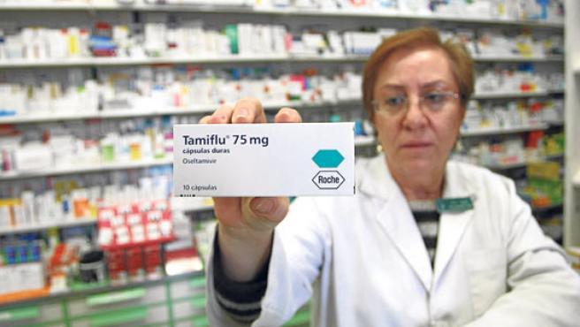 Los antivirales oseltamivir (Tamiflú) y zanamivir (Relenza) se venden en las farmacias, con prescripción médica, desde el 1 del noviembre.