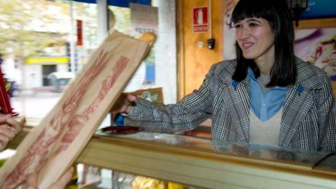 Núria Parlón, nova alcaldessa de Santa Coloma.