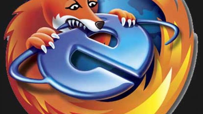 Firefox le va comiendo terreno a Internet Explorer.