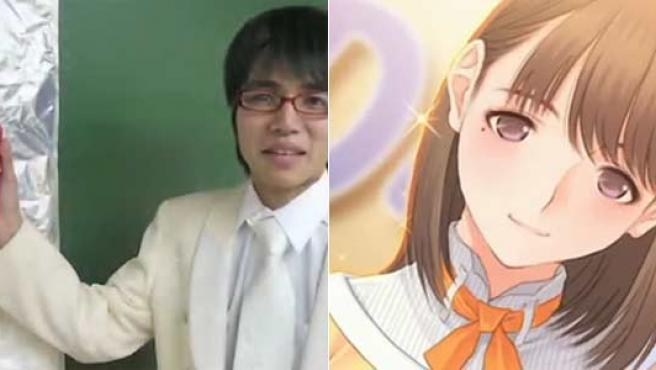Un japonés se casa con su novia virtual del videojuego Love Plus.