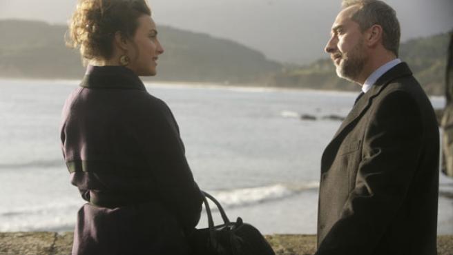 Imagen del último capítulo de 'Doctor Mateo'.