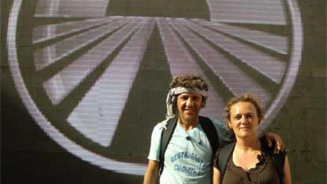 Carmela y Antonio, ganadores de 'Pekín Express'.