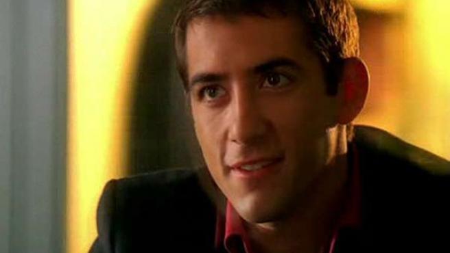 Jonathan Togo, como Ryan Wolfe en 'CSI Miami'.