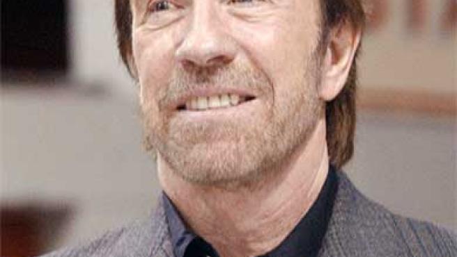 Chuck Norris, en una foto de archivo.