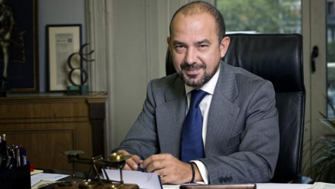 Miguel Ángel Villanueva, edil de Economía del Ayuntamiento de Madrid.