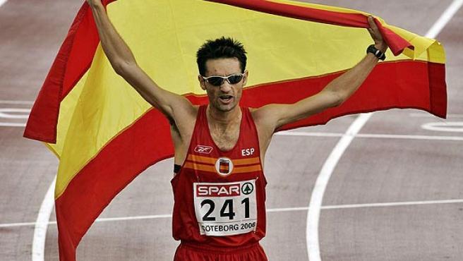 Paquillo Fernández, en una foto de archivo.