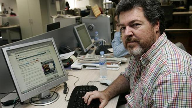 Juan López de Uralde, director de Greenpeace España, en una imagen de archivo.