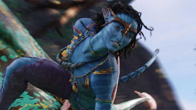 Una imagen de la película 'Avatar'.