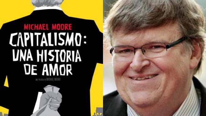 Michael Moore y su nuevo trabajo, Capitalismo, una historia de amor.