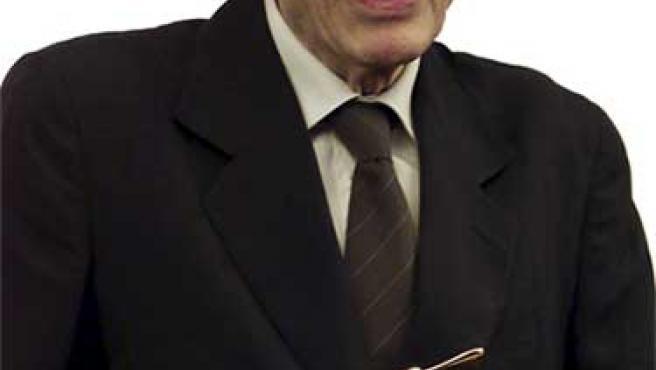 Eric Rohmer, en una foto de archivo tomada en 2001.