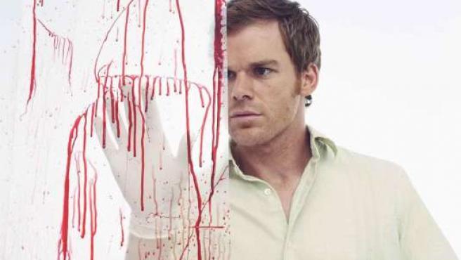 El actor Michael C. Hall, protagonista de 'Dexter'.