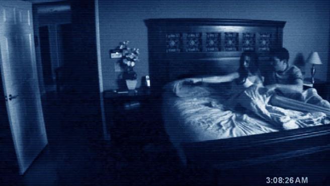 'Paranormal Activity', un éxito en taquilla pese a su minúsculo presupuesto.