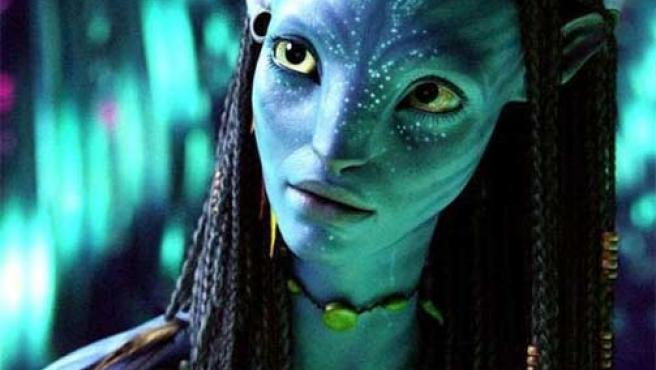 Imagen de la película 'Avatar'.