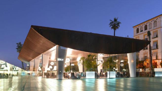 Restaurante Abades Triana, de Sevilla.