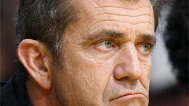 Mel Gibson, en una foto de archivo de 2007.