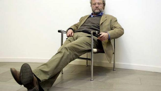 El periodista John Carlin, autor de El factor humano.